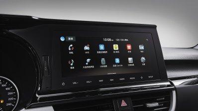 2020 Kia Kx3 Kia Seltos Infotainment System