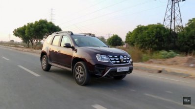 2019 Renault Duster Action Image Front Angle 2 1ab
