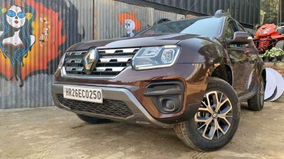 2019 Renault Duster Rxs O Petrol Cvt Test Drive Re