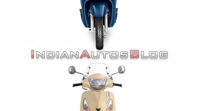 Honda Activa 6g Vs Tvs Jupiter Classic Front Profi
