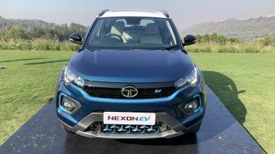 Tata Nexon Ev Xz Plus Lux Image Front