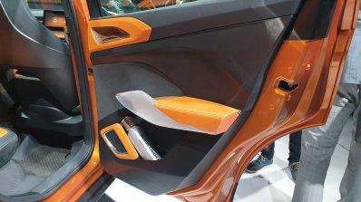 Skoda Vision In Concept Rear Door