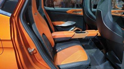 Skoda Vision In Concept Rear Seats