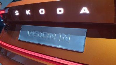 Skoda Vision In Concept Skoda Branding
