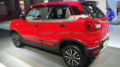 Maruti S Presso Cng Rear Three Quarters Auto Expo