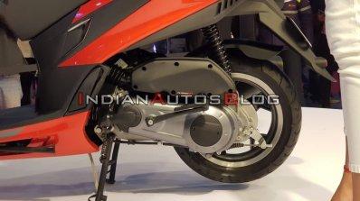Aprilia Srx 160 Auto Expo 2020 Engine