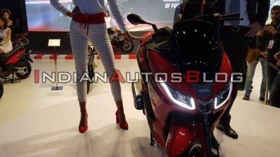 Aprilia Srx 160 Auto Expo 2020 Front