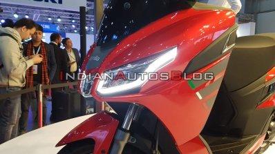 Aprilia Srx 160 Auto Expo 2020 Headlight
