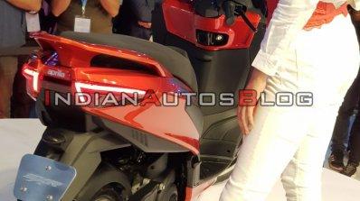 Aprilia Srx 160 Auto Expo 2020 Rear