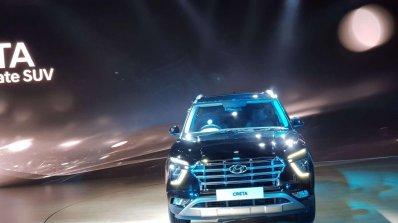 2020 Hyundai Creta Front Auto Expo 2020 F5d3