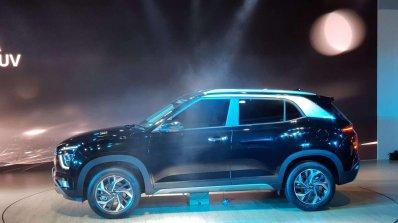 2020 Hyundai Creta Left Side Auto Expo 2020 3966
