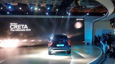 2020 Hyundai Creta Rear Auto Expo 2020 1575