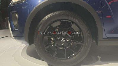 2020 Maruti Ignis Facelift Alloy Wheel Auto Expo 2