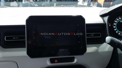 2020 Maruti Ignis Facelift Infotainment System Aut