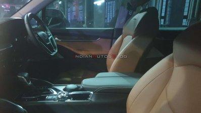 Mg Gloster Interior Auto Expo 2020