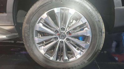 Mg Gloster Wheel Auto Expo 2020