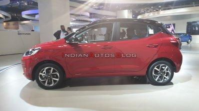 Hyundai Grand I10 Nios T Gdi Profile Side Auto Exp