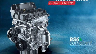 Maruti S Cross Petrol Engine Image