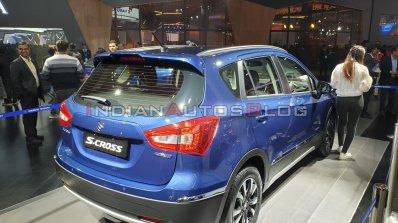 Maruti Suzuki S Cross Petrol Auto Expo 2020 6