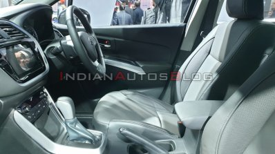 Maruti Suzuki S Cross Petrol Interior Auto Expo 20