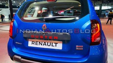 Renault Duster Turbo Petrol Rear Auto Expo 2020
