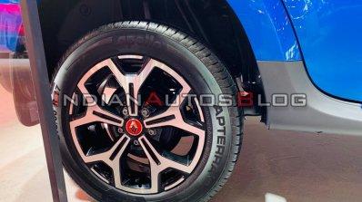 Renault Duster Turbo Petrol Wheel Auto Expo 2020