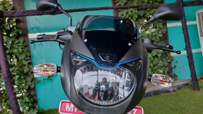 Bajaj Pulsar 125 Detail Shots Headlight 2750