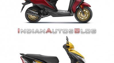 Bs Vi Honda Dio Vs Bs Iv Honda Dio Old Vs New