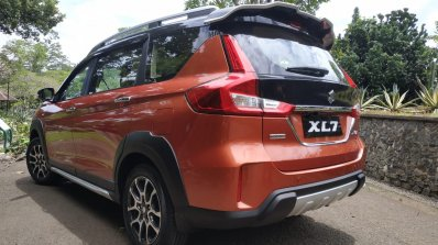 maruti xl6 based suzuki xl7 launched in indonesia maruti xl6 based suzuki xl7 launched in