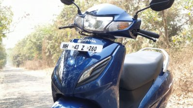 Honda Activa 6g Review Images Front 4 6342