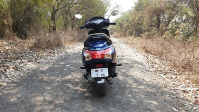 Honda Activa 6g Review Images Rear 973d