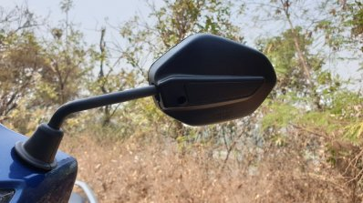 Honda Activa 6g Review Images Rear View Mirror 611