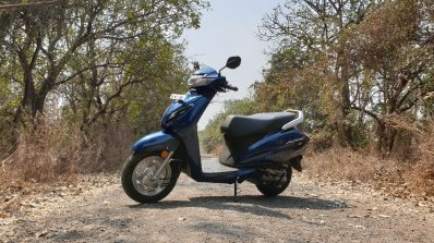 Honda Activa 6g Review Images Side View 1 D15b
