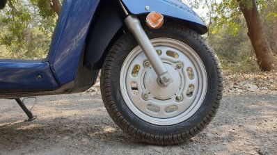 Honda Activa 6g Review Images Telescopic Forks 196