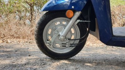 Honda Activa 6g Review Images Telescopic Forks Rhs