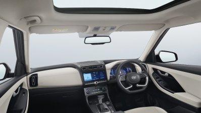 2020 Hyundai Creta Interior Dashboard Ab49 1