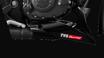 Tvs Apache Rtr 180 Engine Cowl