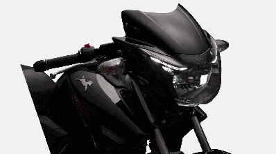 Tvs Apache Rtr 180 Headlight