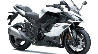 Kawasaki Ninja 1000sx Front Three Quarter White