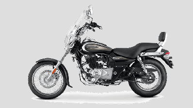 Bajaj Avenger 220 Cruise Bs6 Left Side