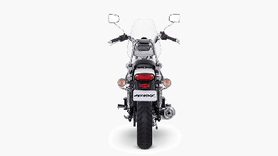 Bajaj Avenger 220 Cruise Bs6 Rear