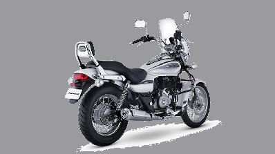 Bajaj Avenger 220 Cruise Bs6 Rear Three Quarter Rt