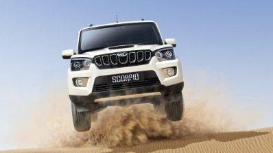 Mahindra Scorpio 2017 Facelift Launched
