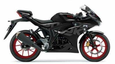 New Suzuki Gsx R150 Black