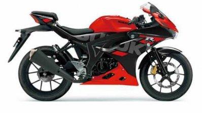 New Suzuki Gsx R150 Red