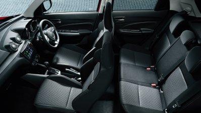 2020 Maruti Swift Facelift Cabin Japan