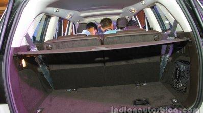 Mercedes Gls Boot India Launch