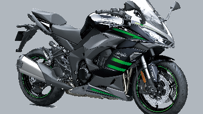Kawasaki Ninja 1000sx Black