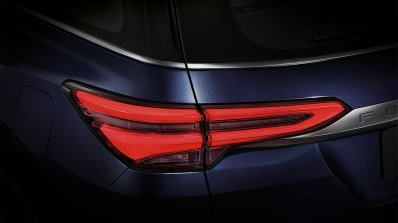 2021 Toyota Fortuner Facelift Tail Lamp
