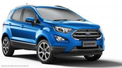 2020 Ford Ecosport Titanium At Studio